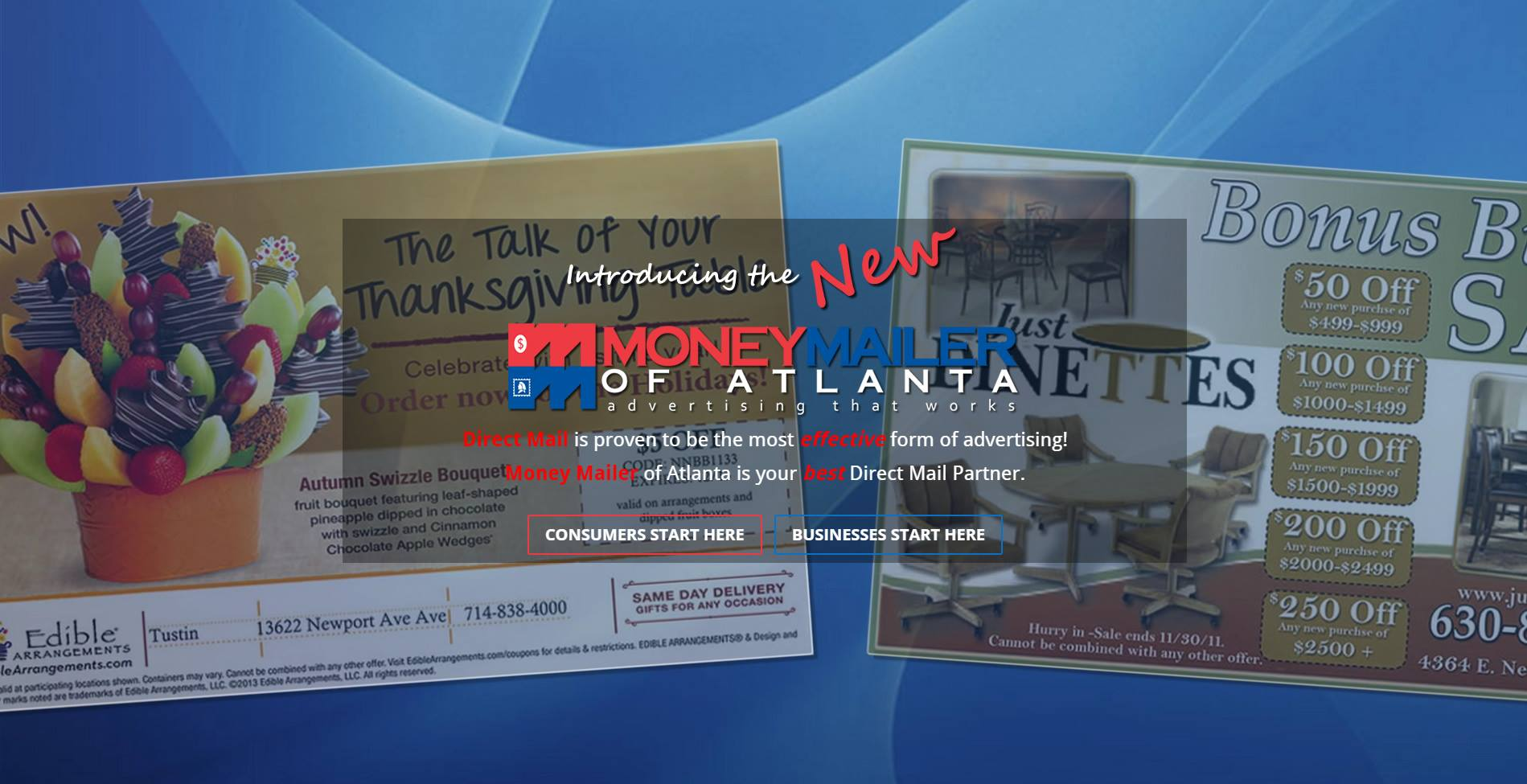 The New Money Mailer of Atlanta GA