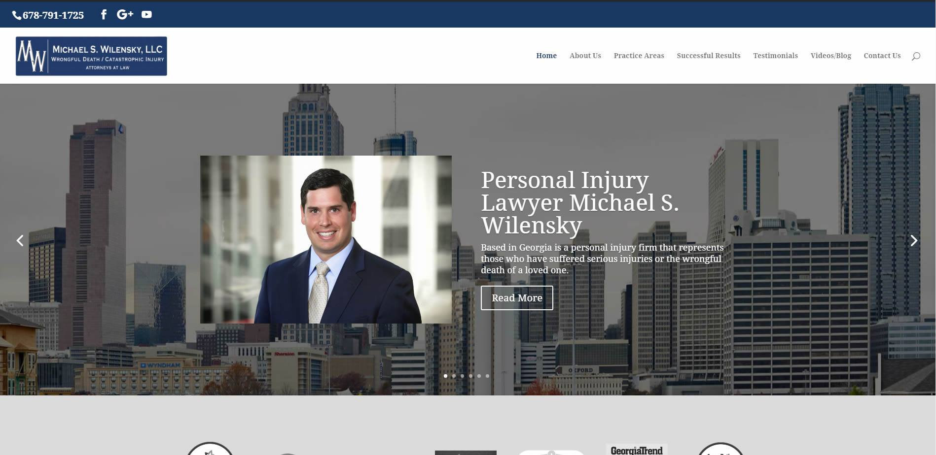 Personal Injury Attorney Michael S. Wilensky Atlanta GA