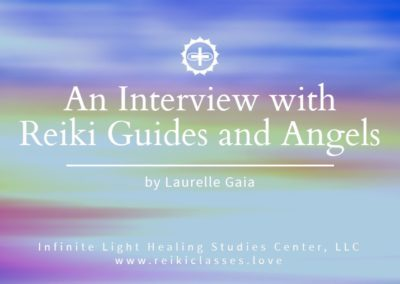An Interview with Reiki Guides and Angels (1)
