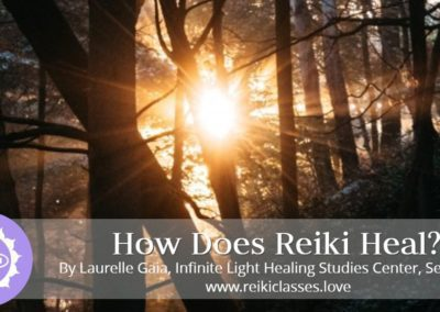 How Does Reiki Heal